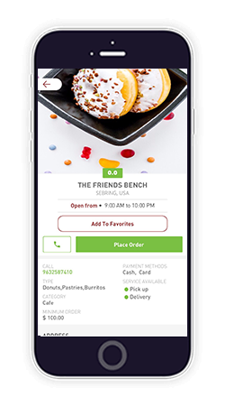 Grubhub Clone to start your own restaurant food ordering app